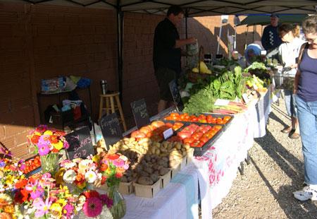 Flowers, baby bakers, fingerlings, tomatoes, carrots...