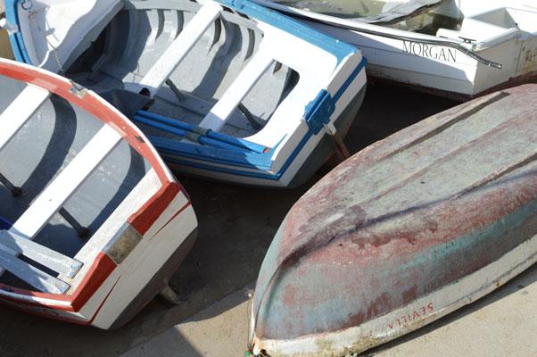 Boats in Cadiz